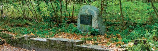 Pomnik ofiar nazimu Wilczy Szaniec